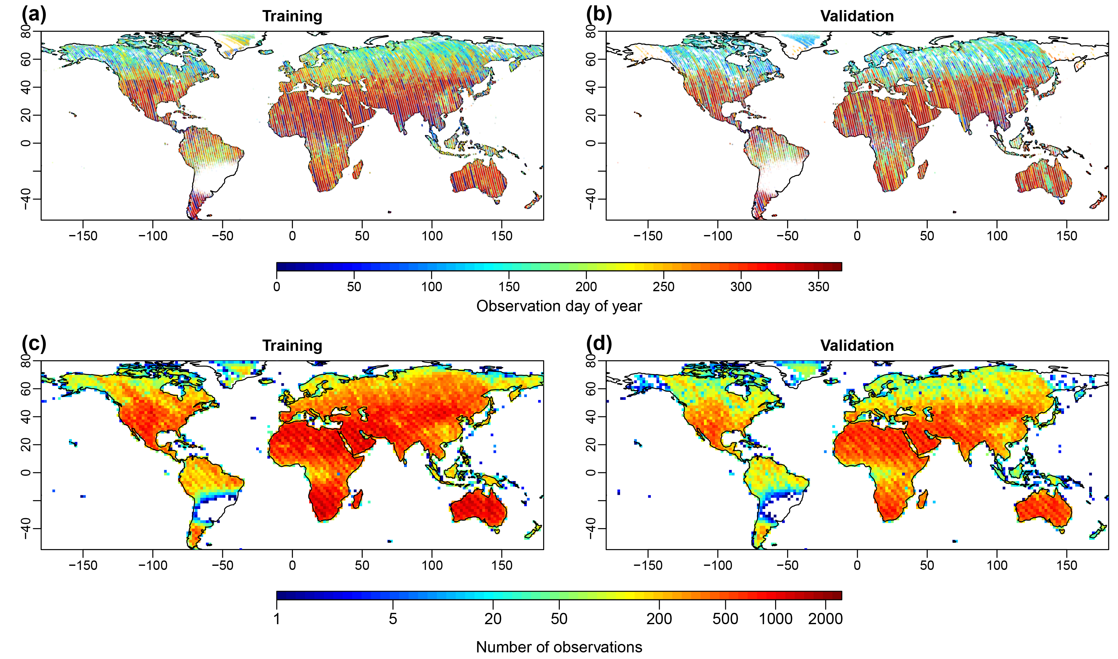 BG - A global spatially contiguous solar-induced fluorescence (CSIF