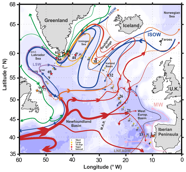 BG - Introduction to the French GEOTRACES North Atlantic Transect